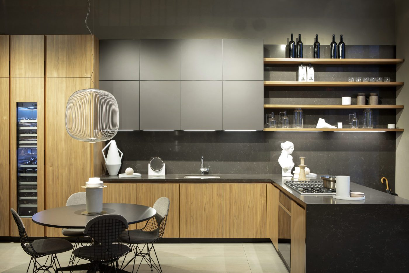 Kitchen Showroom | Cesar NYC Kitchens | Custom Kitchen Designs