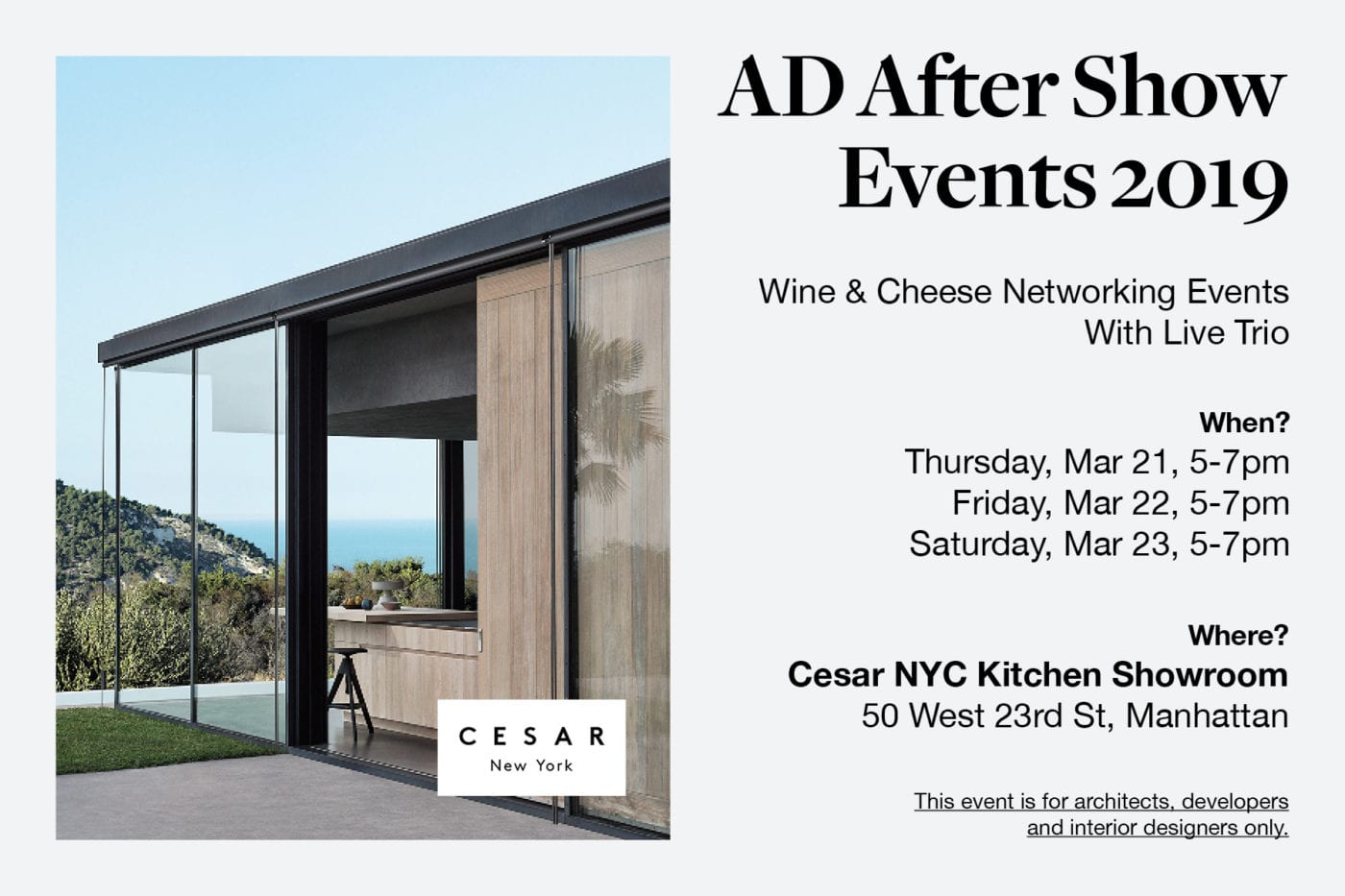 AD After Show Events 2019