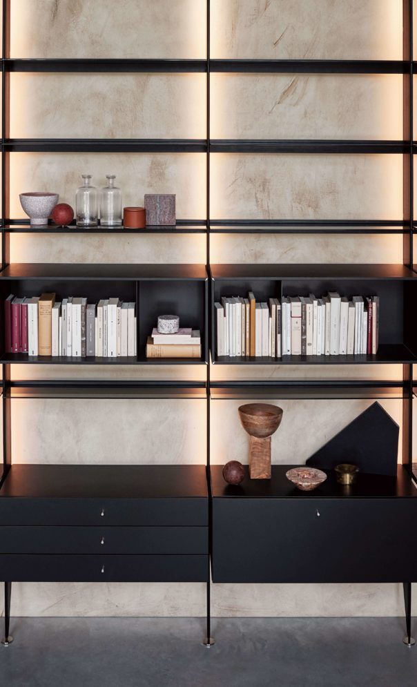 UNIT Kitchen Shelving And Book Shelving Design By Cesar